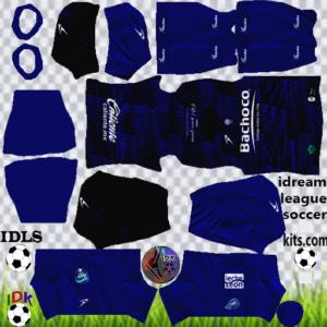 Celaya FC third kit 2020 dream league soccer