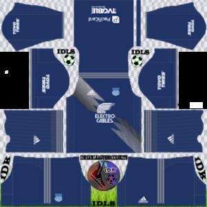 Emelec FC Kits 2020 Dream League Soccer