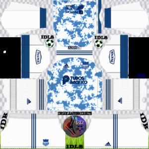 Emelec FC gk away kit 2020 dream league soccer