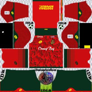 Kedah FC away kit 2020 dream league soccer