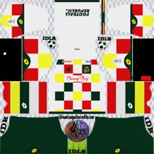 Kedah FC third kit 2020 dream league soccer