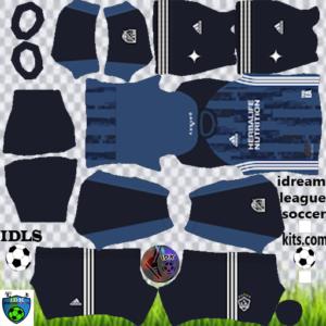 LA Galaxy away kit 2020 dream league soccer