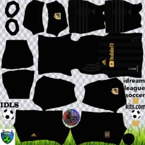 Los Angeles FC Kits 2020 Dream League Soccer