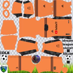 LAFC gk home kit 2020 dream league soccer
