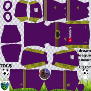 LAFC gk away kit 2020 dream league soccer