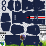 PSG DLS Kits 2021 - Dream League Soccer 2021 Kits & Logos