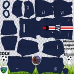 PSG DLS Kits & Logo 2021 - Dream League Soccer 2021 Kits