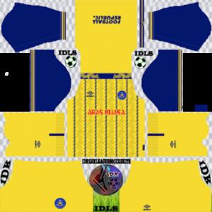Pahang FA Kits 2020 Dream League Soccer