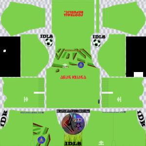 Pahang FA gk home kit 2020 dream league soccer