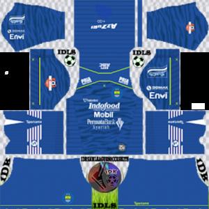 Persib Bandung Kits 2020 Dream League Soccer