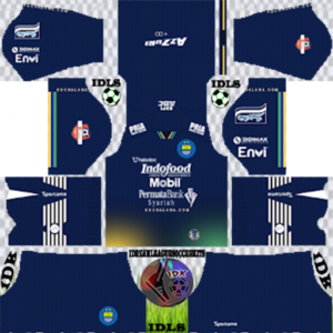 Persib Bandung third kit 2020 dream league soccer