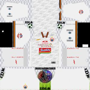 Persija Jakarta away kit 2020 dream league soccer