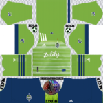 Seattle Sounders Kits 2020 Dream League Soccer