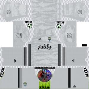 Seattle Sounders gk away kit 2020 dream league soccer