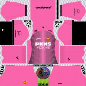 Selangor FA gk home kit 2020 dream league soccer