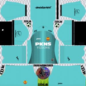 Selangor FA gk third kit 2020 dream league soccer