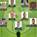 Best Schalke Formation