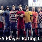 PES Player Rating