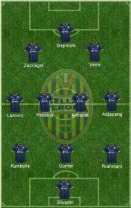 Verona Formation