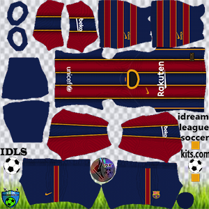 Fc Barcelona Dls Kits 2021 Dream League Soccer 2021 Kits