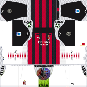 AC Milan DLS Kits Logo