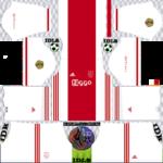 AFC Ajax DLS Kits 2021 – Dream League Soccer 2021 Kits & Logo