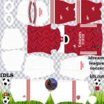 Arsenal DLS Kits 2021 – Dream League Soccer 2021 Kits & Logos