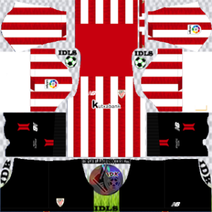 Athletic Bilbao DLS Kits Logo