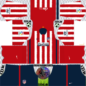 Atletico Madrid DLS Kits Logo