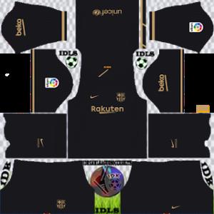 Barcelona dls away kit 2021