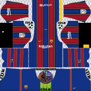 Barcelona DLS Kits Logo