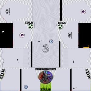 Chelsea gk third kit 2021 dls 2019