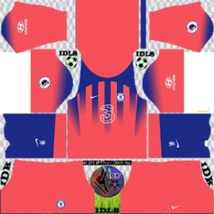 Chelsea third kit 2021 dls 2019