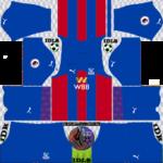 Crystal Palace FC DLS Kits Logo