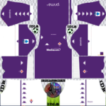 Fiorentina DLS Kits 2021 – Dream League Soccer 2021 Kits & Logos