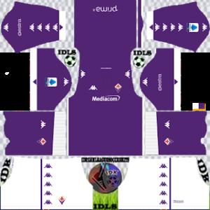 Fiorentina DLS Kits Logo