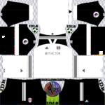 Fulham FC DLS Kits Logo
