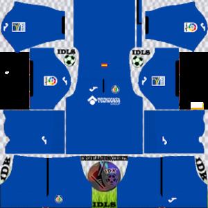 Getafe CF DLS Kits Logo