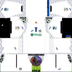 Getafe dls third kit 2021