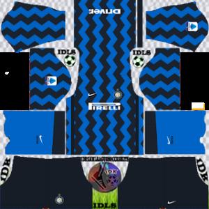 Inter Milan DLS Kits Logo