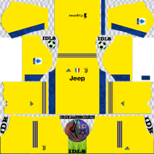 Juventus dls gk home kit 2021