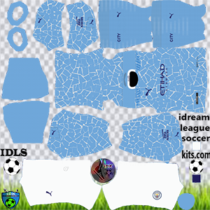 Manchester City DLS Kits Logo