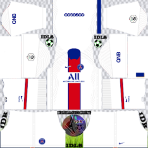 PSG dls away kit 2021