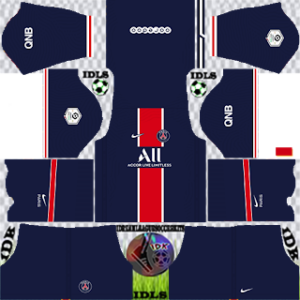 PSG DLS Kits 2021 - Dream League Soccer 2021 Kits & Logos