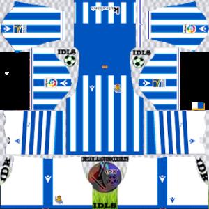 Real Sociedad DLS Kits Logo