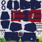 San Lorenzo DLS Kits 2021 – Dream League Soccer 2021 Kits & Logos