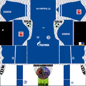 Schalke 04 DLS Kits Logo