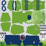 Seattle Sounders DLS Kits Logo