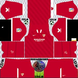 Sevilla dls away kit 2021