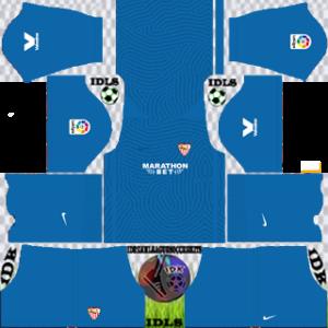 Sevilla dls gk home kit 2021